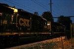 CSX 4408, 2795 on Q418